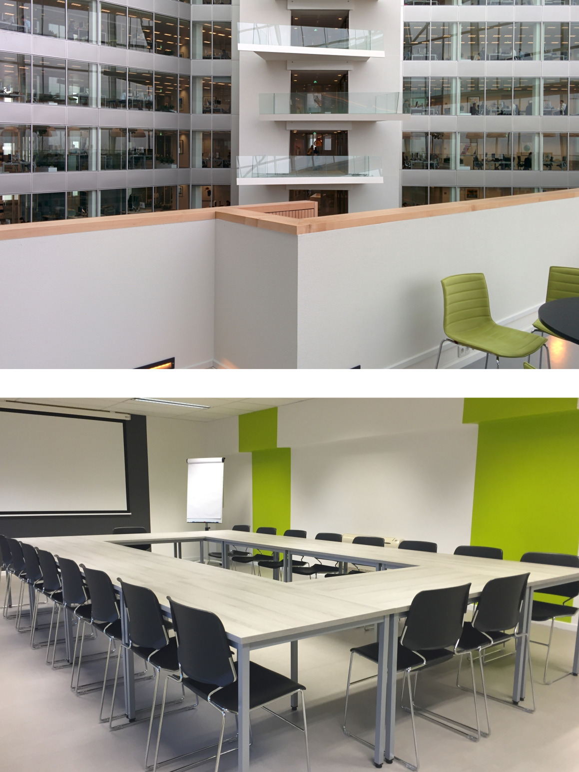 Office Park Cleaning Services